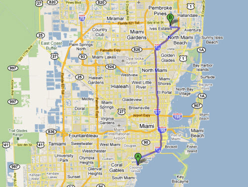 Coconut Grove Paper Shredding - Document Destruction - Directions in South Florida