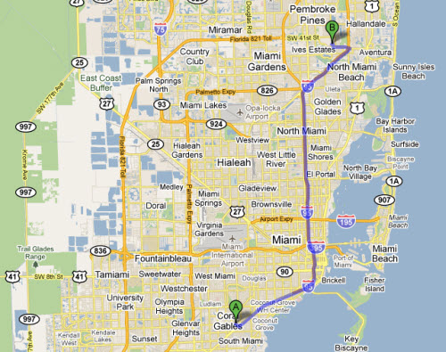 Coral Gables Secure Shredding - Document Destruction - Directions in South Florida