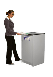 On-Site Scheduled Paper Shredding