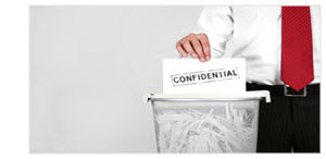 Secure Paper and Hard Drive Shredding South Florida